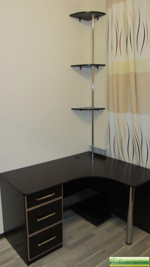 Константин - изготовление мебели на заказ - письменный стол .